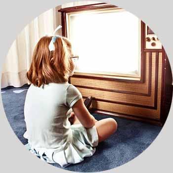 تماشای تلویزیون در نوجوانی و ارتباط آن با اضطراب و افسردگی بزرگسالی